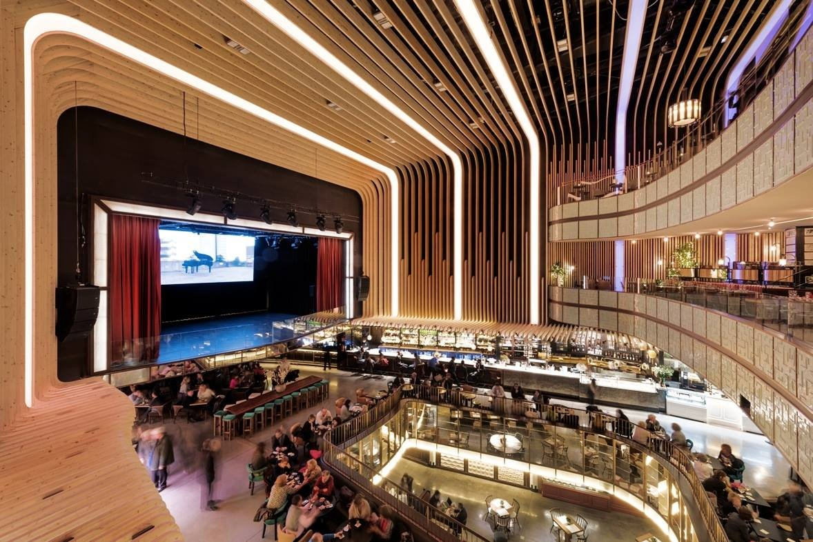Platea Madrid: the biggest gastronomic & leisure centre
