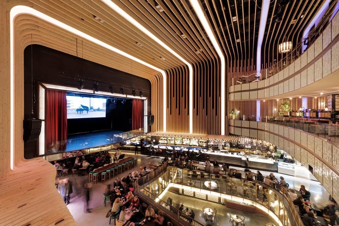Platea Madrid: the biggest gastronomic & leisure centre